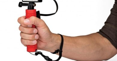 Jobi action battery grip