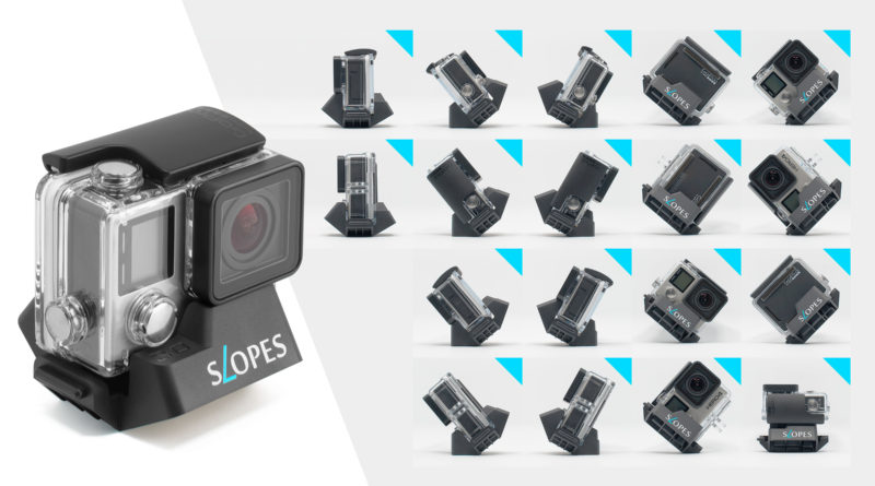SLOPES Black for GoPro