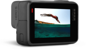 GoPro Hero5 Black LCD