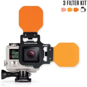FLIP4 One Filter Kit with DIVE Filter