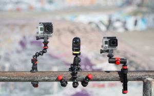 Top 10 GoPro Accessories For Travelling- Joby Gorillapod for GoPro