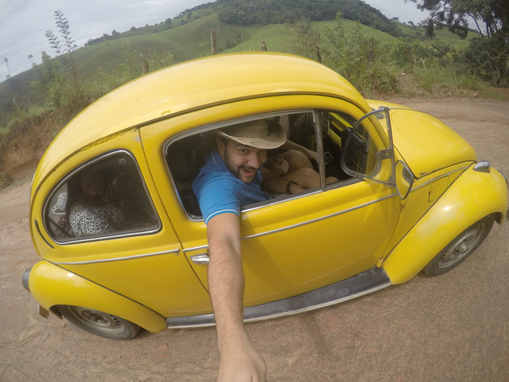 GoPro wide angle
