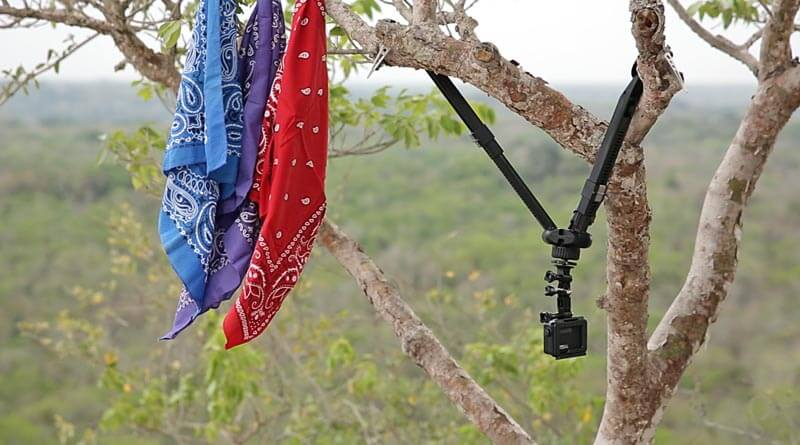 Pakpod – The Packable, Waterproof, Adventure Tripod