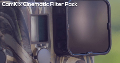 CamKix Cinematic Filter Pack for GoPro HERO cameras