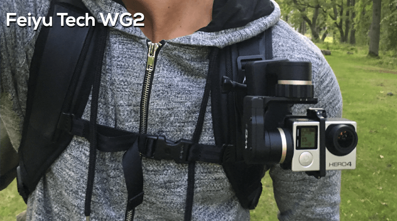 Feiyu Tech WG2 GoPro Gimbal review