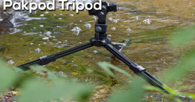 Pakpod Tripod Review