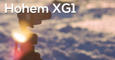 Hohem XG1 wearable action camera gimbal review