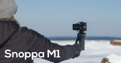 Snoppa M1 gimbal review