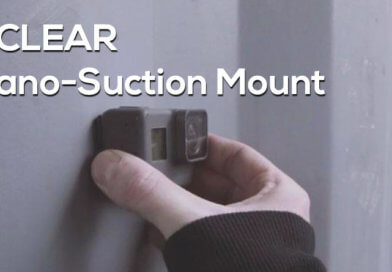 XCLEAR Nano-Suction Mount