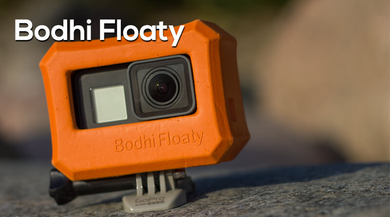 Bodhi Floaty Case for HERO 6 and HERO 5 Black