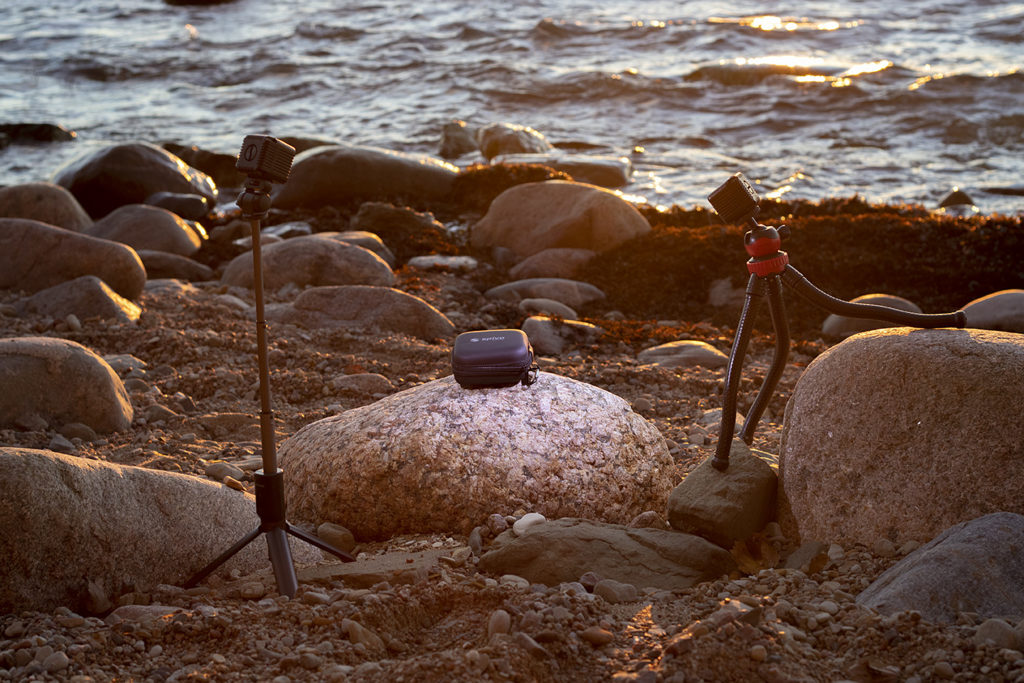 Lume Cube LED Light Two Pack beach