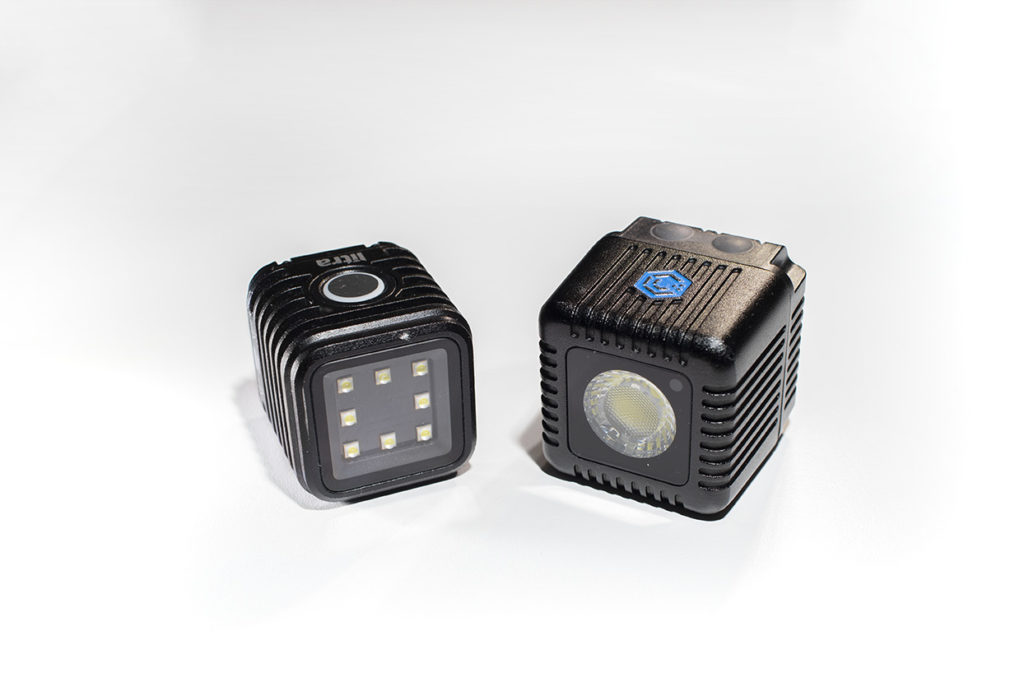 Lume Cube vs Litra Torch