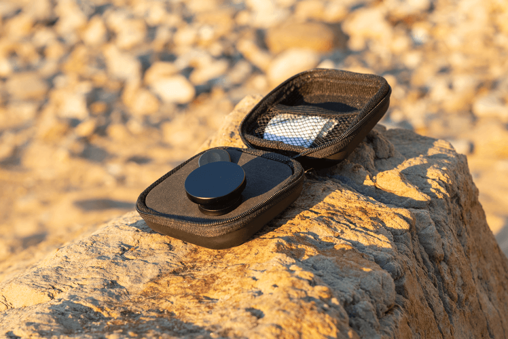 Spivo Travel Lens case