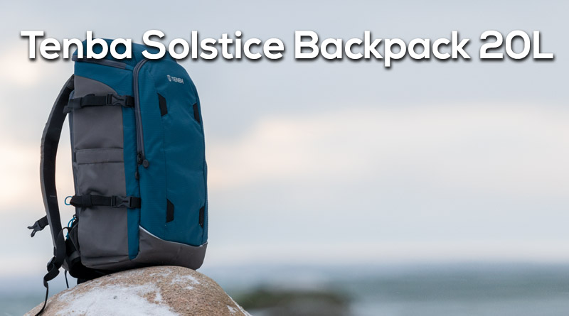 Tenba Solstice 20L Backpack