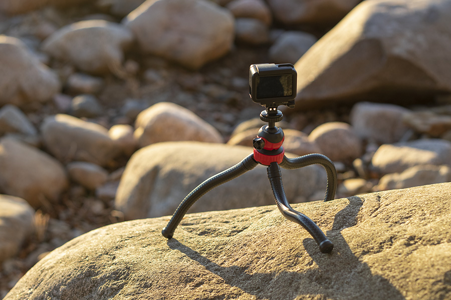 Spivo Flexible Tripod Grip