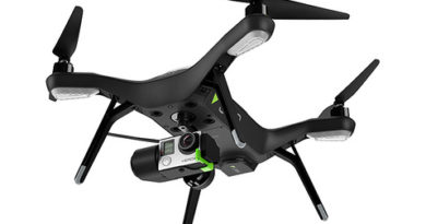 3DR Solo GoPro drone Review