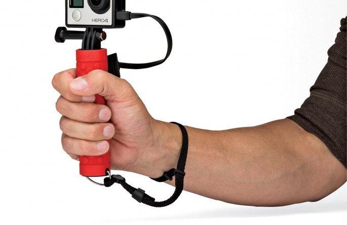 Jobi action battery grip