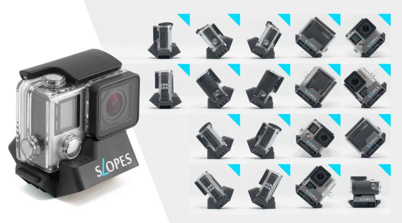 SLOPES Black for GoPro