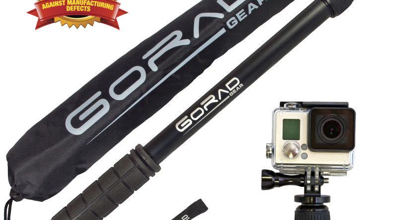 GoRad GoPro Selfie stick