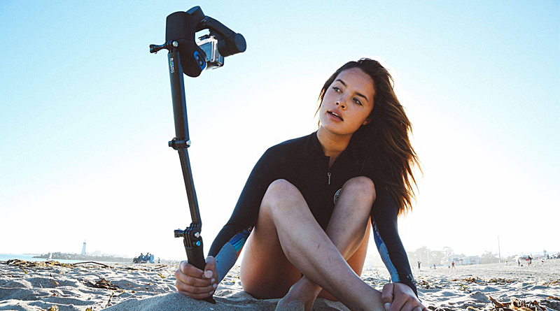 Slick Stabilizer Gimbal - Your Smart GoPro Steadycam