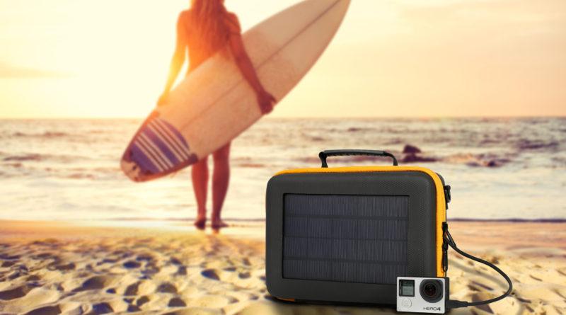 SunnyBAG Action Solar Case