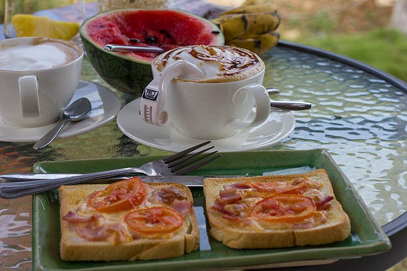 Pro Standard Grill Mount breakfast