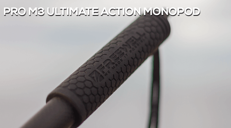 PRO M3 ULTIMATE ACTION MONOPOD