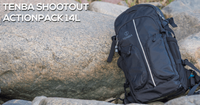 TENBA Shootout ActionPack 14L