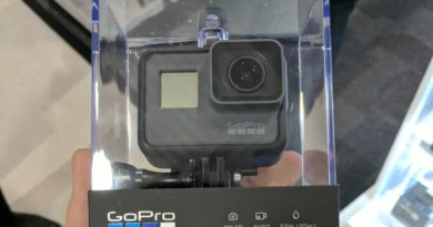 GoPro Hero6 Black leaked