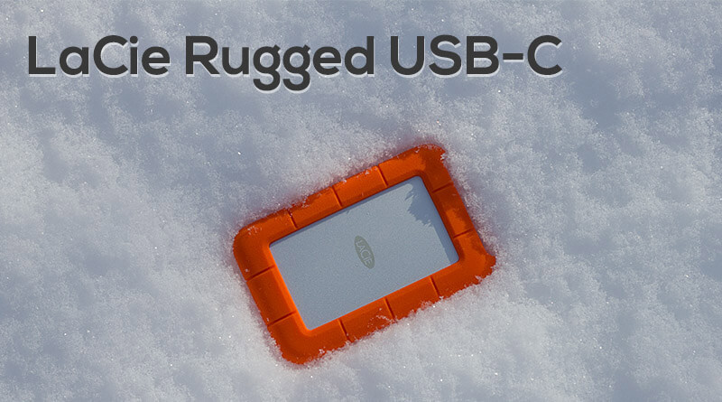 Lacie Rugged Usb C 1tb Full Hands On Review Plus A Little More
