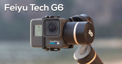 Feiyu Tech G6 gimbal review
