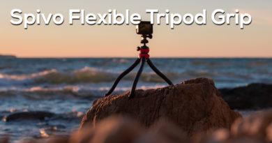 Spivo Flexible Tripod Grip