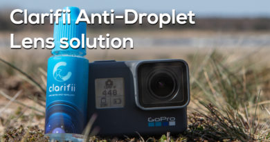 Clarifii Anti-Droplet Lens solution