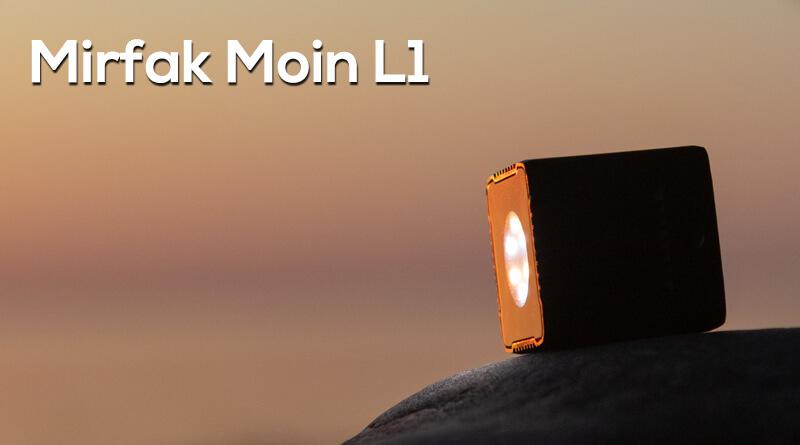 Mirfak Moin L1 Light