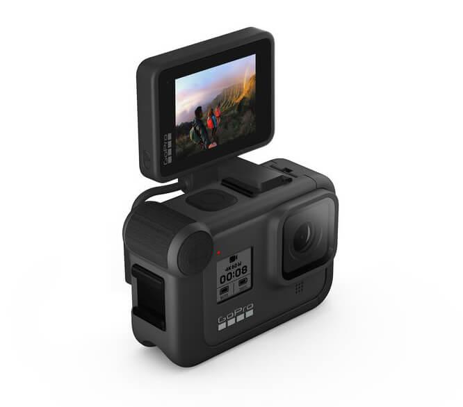 GoPro Hero8 Media Mod
