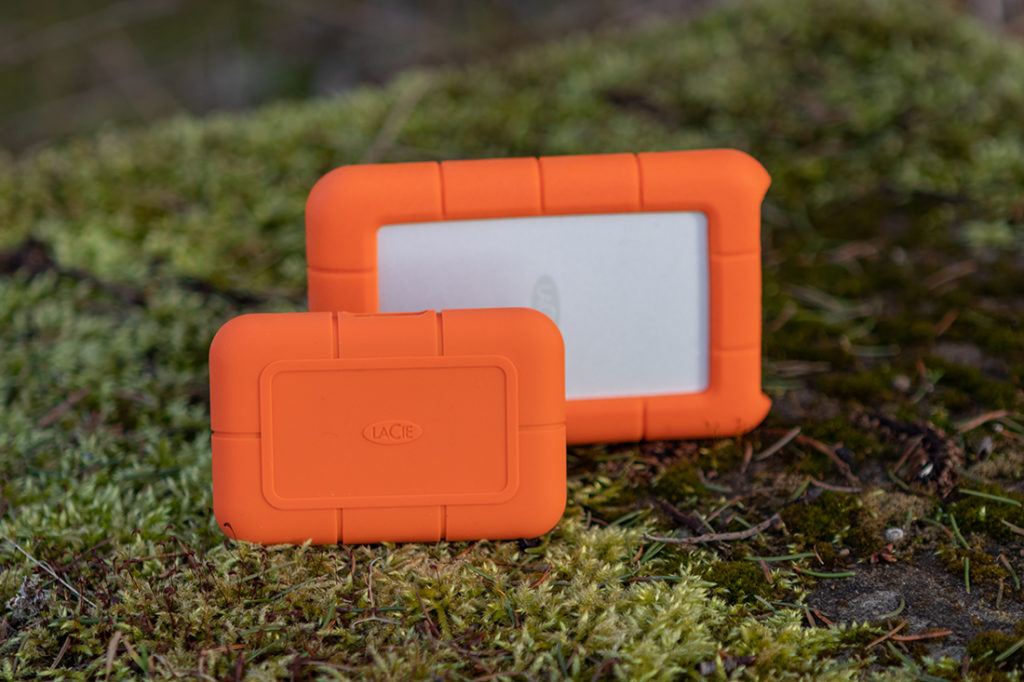 Lacie Rugged SSD vs Rugged HDD