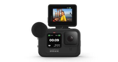 GoPro Hero9 Display Mod